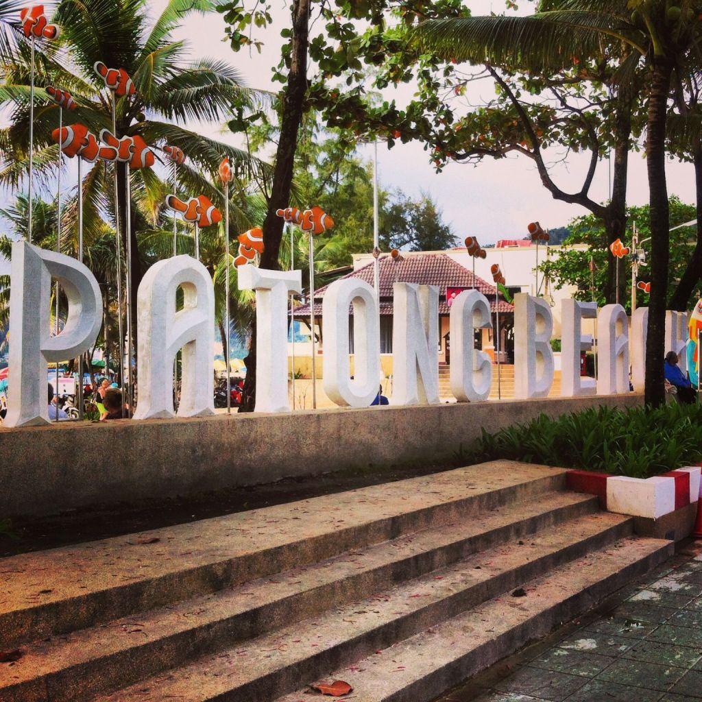 Patpong Beach