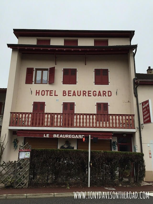 Hotel Beauregard-Divonne Les Bains-Leman