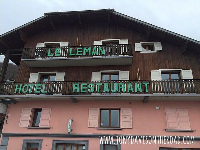 Hotel Le Leman-Bret-Leman