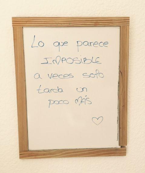 lo que parece imposible...