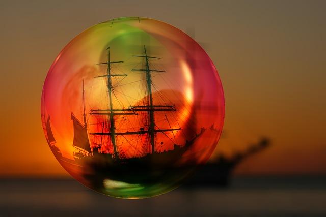 Encerrado en mi burbuja