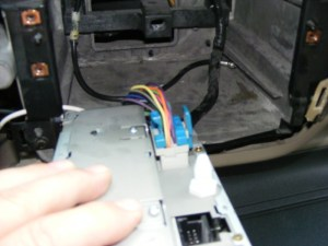 2002 Chevy Bose Aux Jack Install