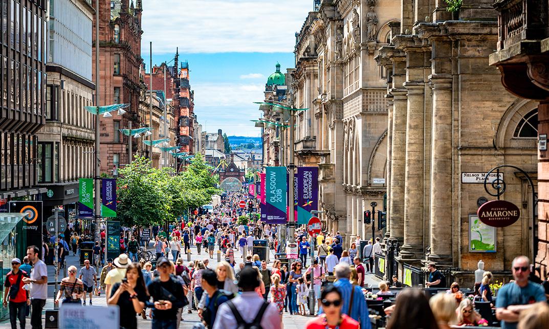 เรียนต่อสกอตแลนด์ เรียนต่อกลาสโกว์ Study in Glasgow
