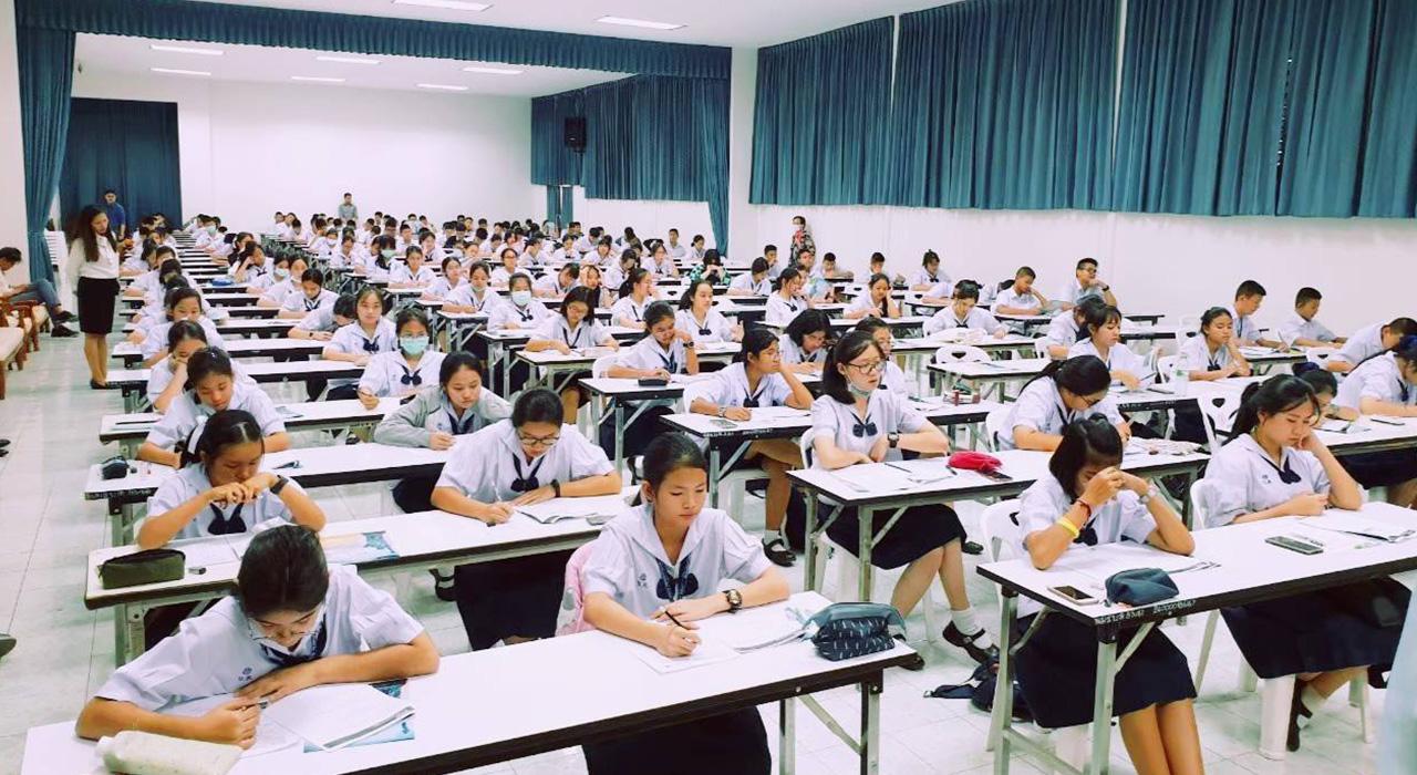 study high school in Thailand