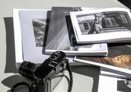 Mise en Page, Photo Bookmaking Workshop with Ralph Gibson, 2015