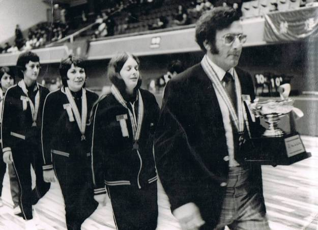 NZ Women's Team win Bronze at the Asian Champs, Yokohama 1974