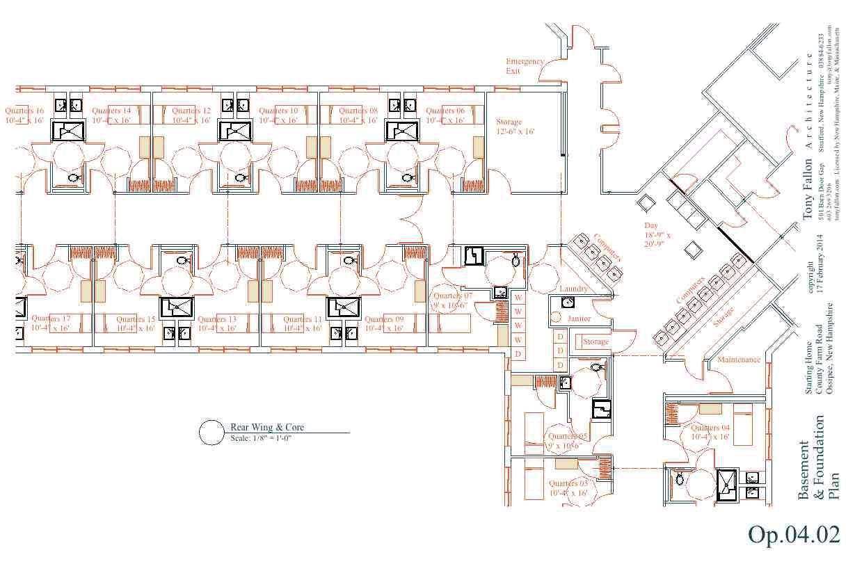 Starting Home Transitional Housing For Vets Tony Fallon