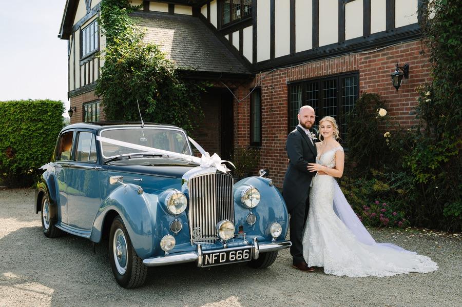 Vale Country Club wedding