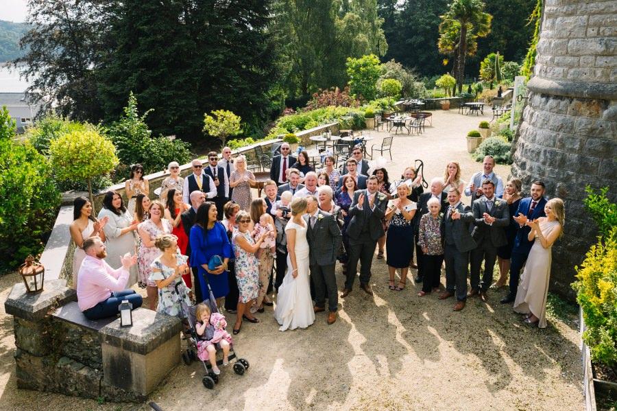 2021 Chateau Rhianfa wedding