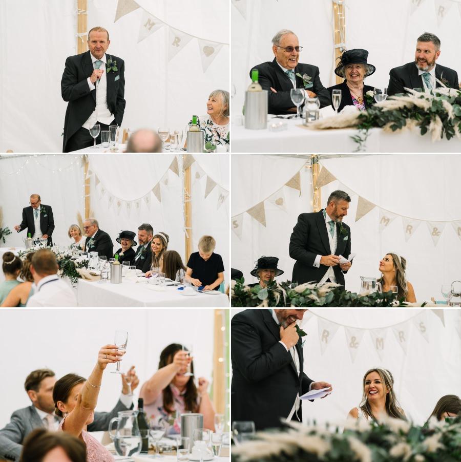 wedding at Rydal school