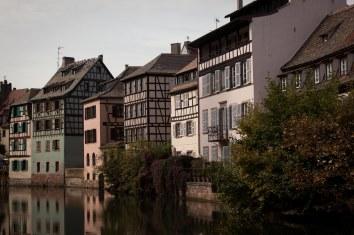 Strasbourg France half timber