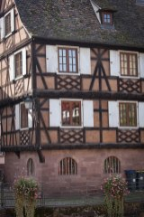 Strasbourg France half timber