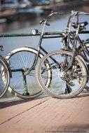 bicycles in Amstserdam