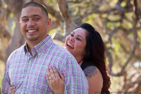 Engagement photos at Natural Bridges (4 of 6)