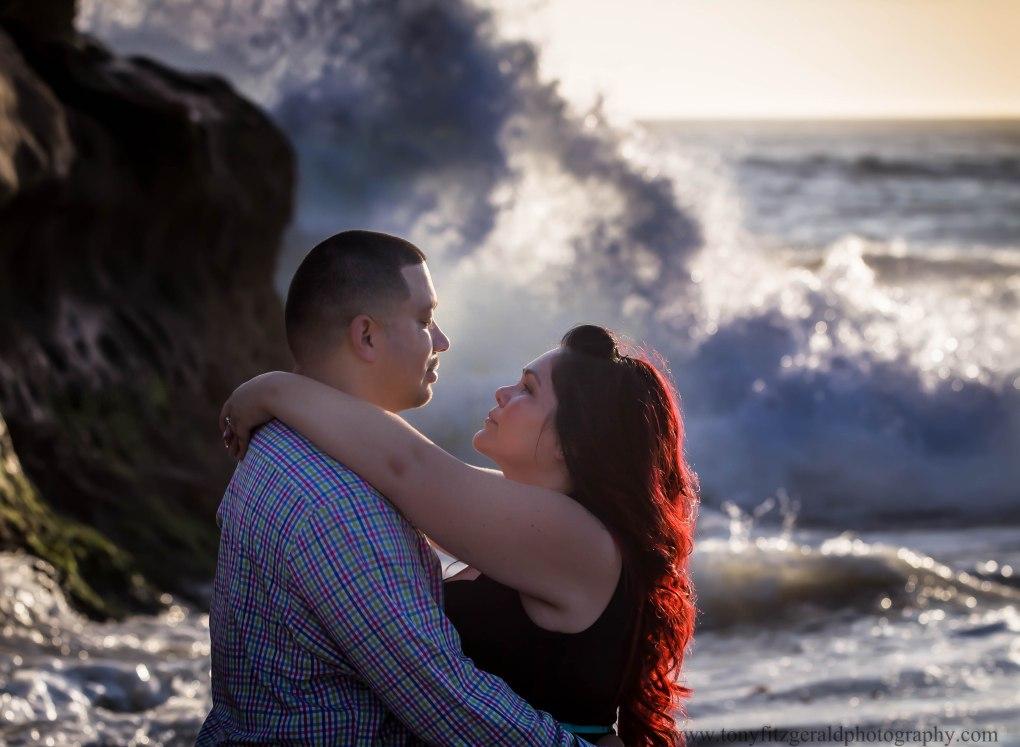 Engagement photos at Natural Bridges (6 of 6)