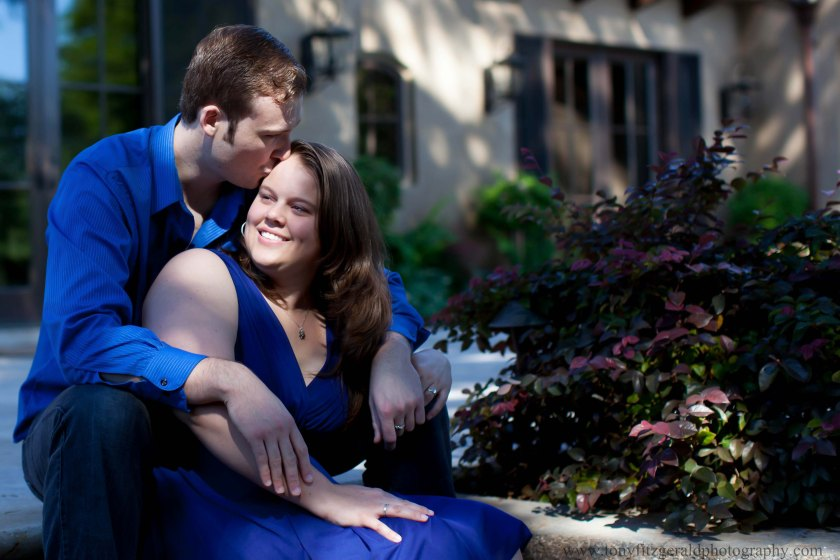 Engagement photos in Los Gatos (1 of 8)