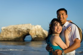 Engagement photos in Santa Cruz (10 of 11)