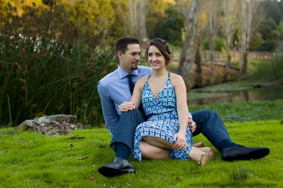 Roaring Camp Engagement Photos (2 of 7)
