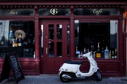Strasbourg France, restaurant