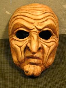 Crone mask