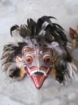 Garuda mask by Nyoman