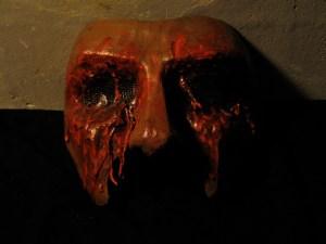 Polymestor mask