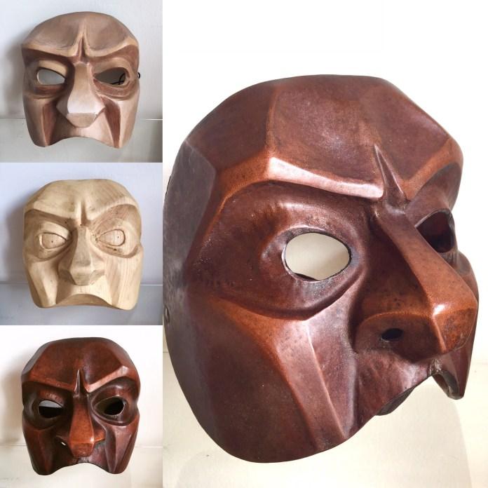 Carta Pesta, Legno (wood), Cuoio (leather)