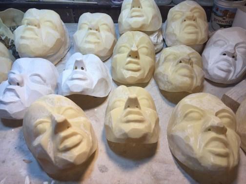 So many faces!