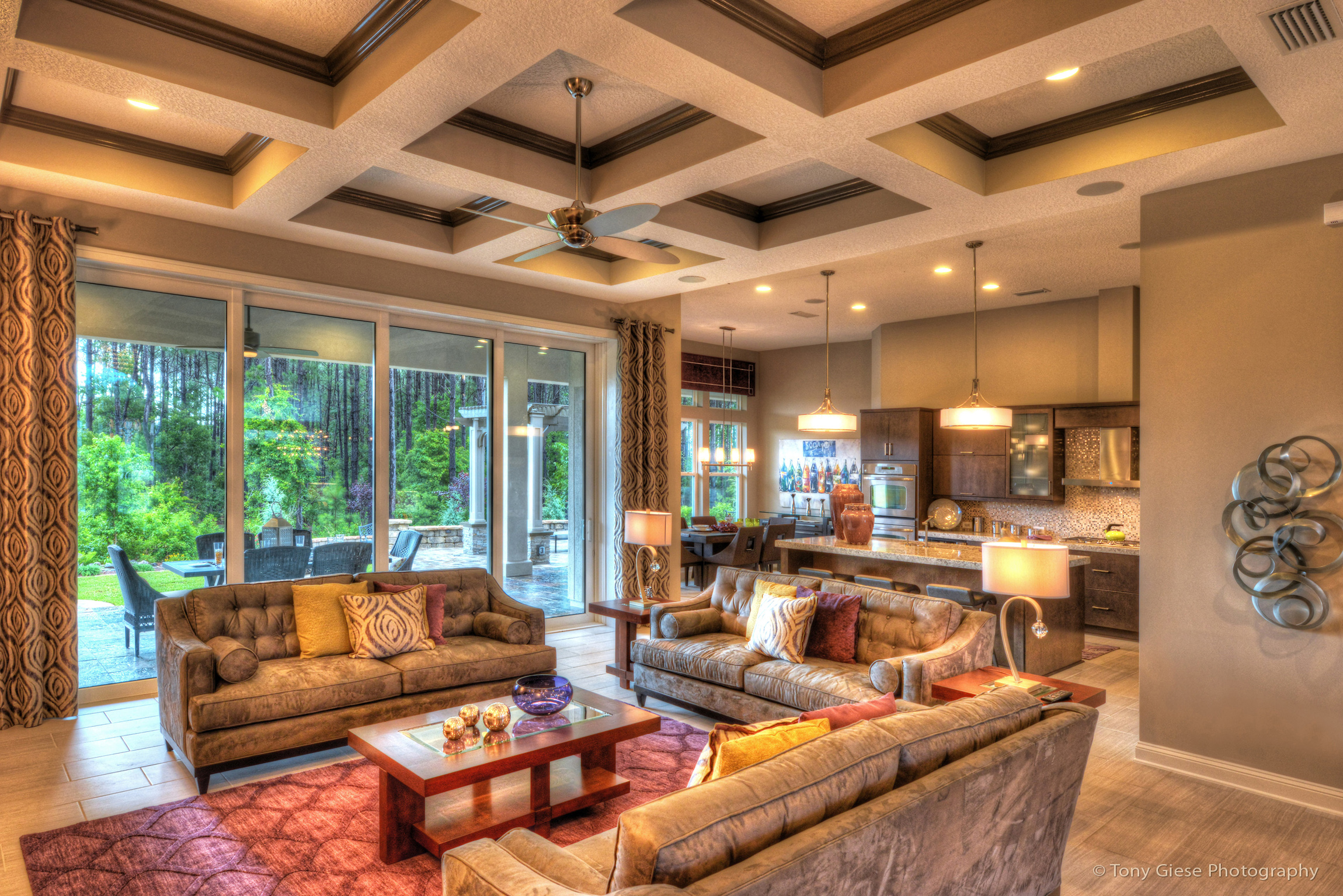 Beautiful Designed Interiors  Tony Giese  Professional