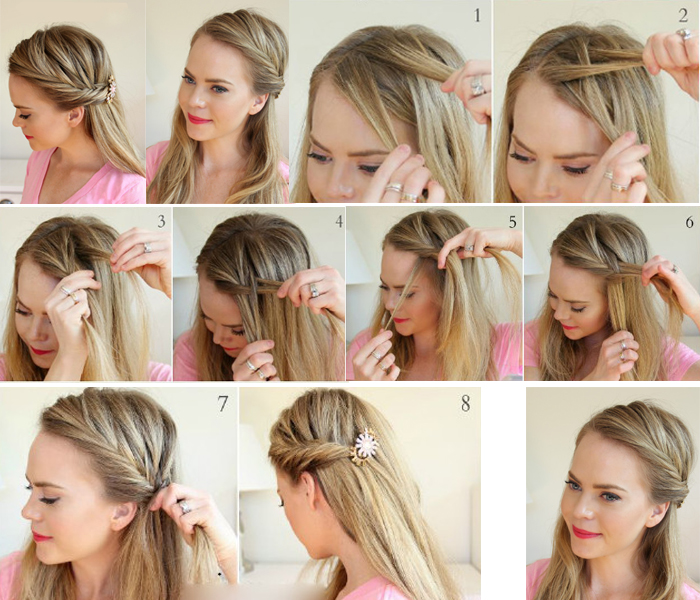 Fashion Hairstyles For Short Medium And Long Hair Fashion