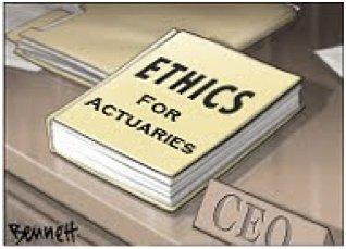 ethicsforactuaries - The Tug of War – Ethical vs. Economic Decisions