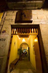oaxaca origen outside 200x300 - Origen Restaurant - Oaxaca's Humble Servant of the Terroir