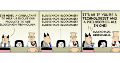 Blockchain6 - What Solutions are Best Built with Blockchain or NOT