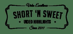 Short N Sweet Wedding Video Package