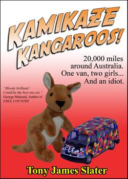 Kamikaze Kangaroos Cover Pic