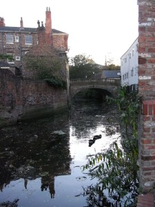 York canal