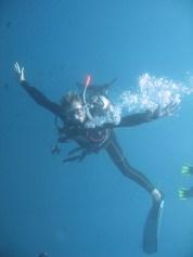 Fabio Underwater