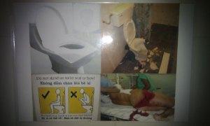 Toilet Danger