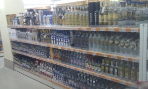 Vodka Aisle