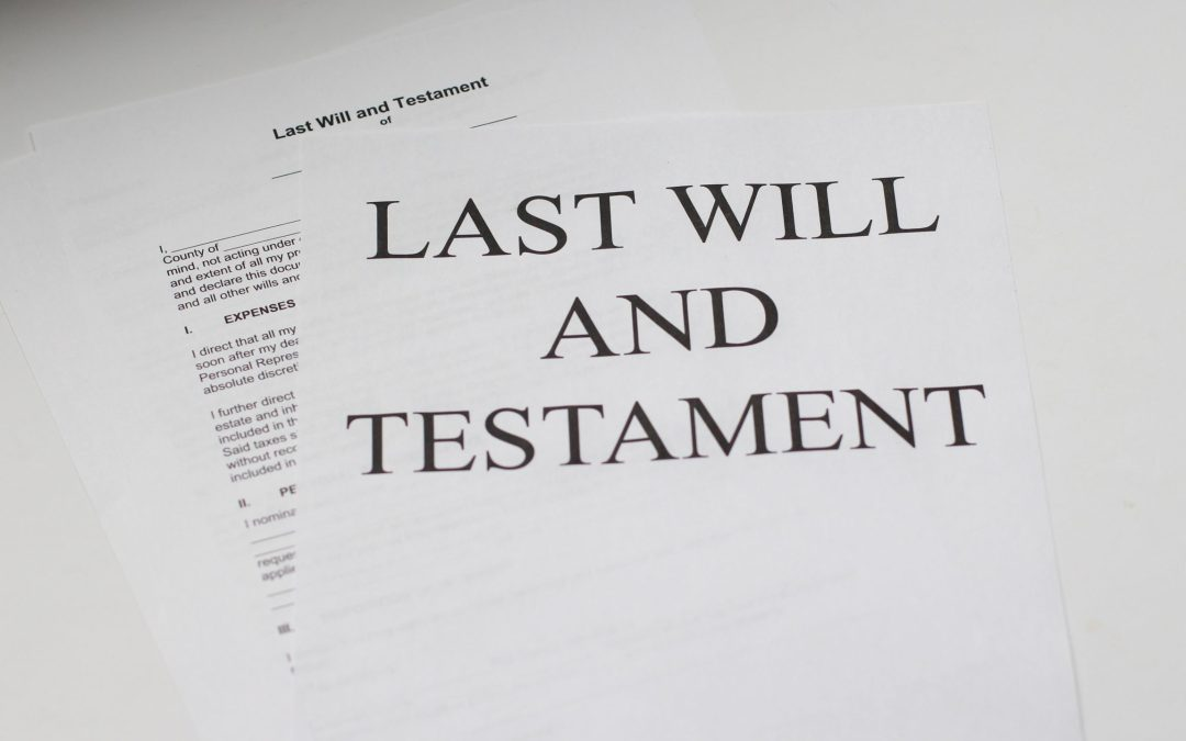 When it's time to update your Will