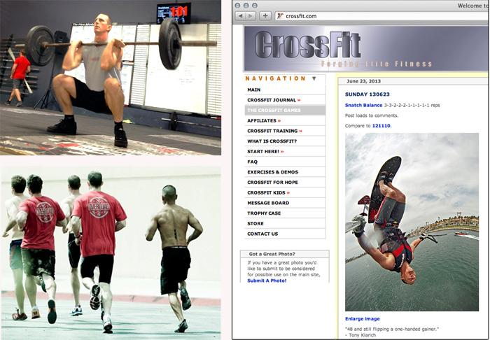 CrossFit Mainsite Klarich Gainer