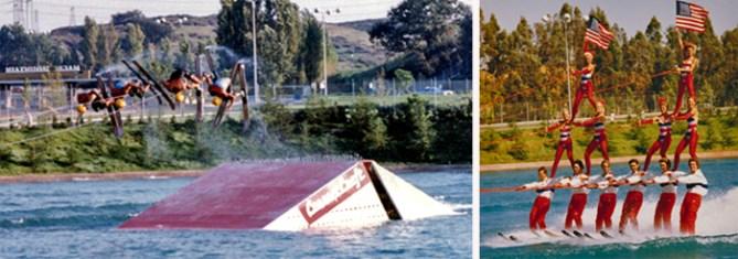 Klarich Magic Mountain Water Ski Show