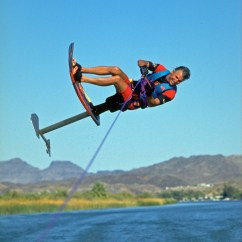 First High Chair Invented Parsons Chairs With Arms Free Water Ski Photos: Hydrofoil Back Roll By Mike Murphy – Classic Skiing Tricks