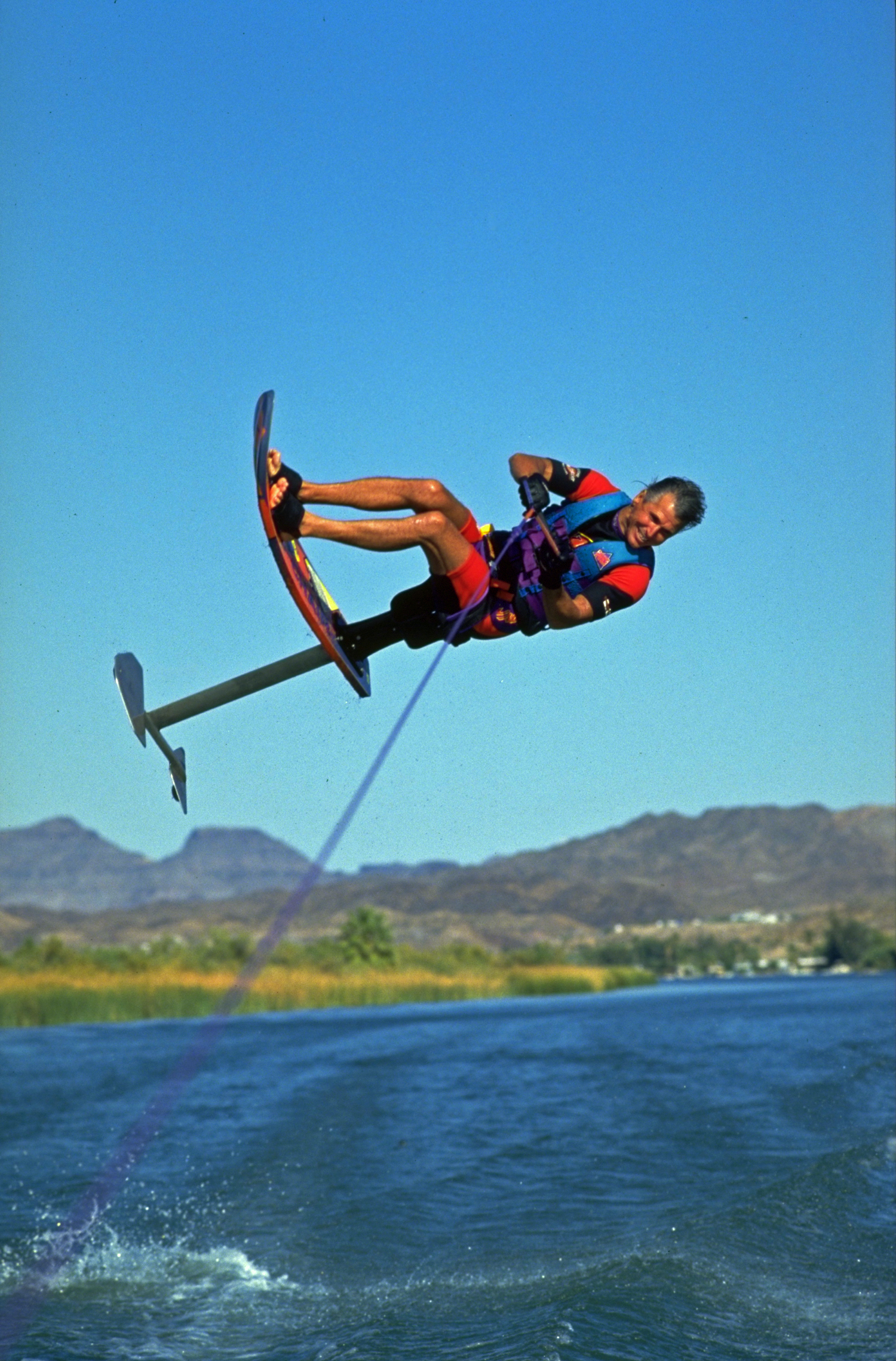 Water Ski Chair Free Water Ski Photos Hydrofoil Back Roll By Mike Murphy