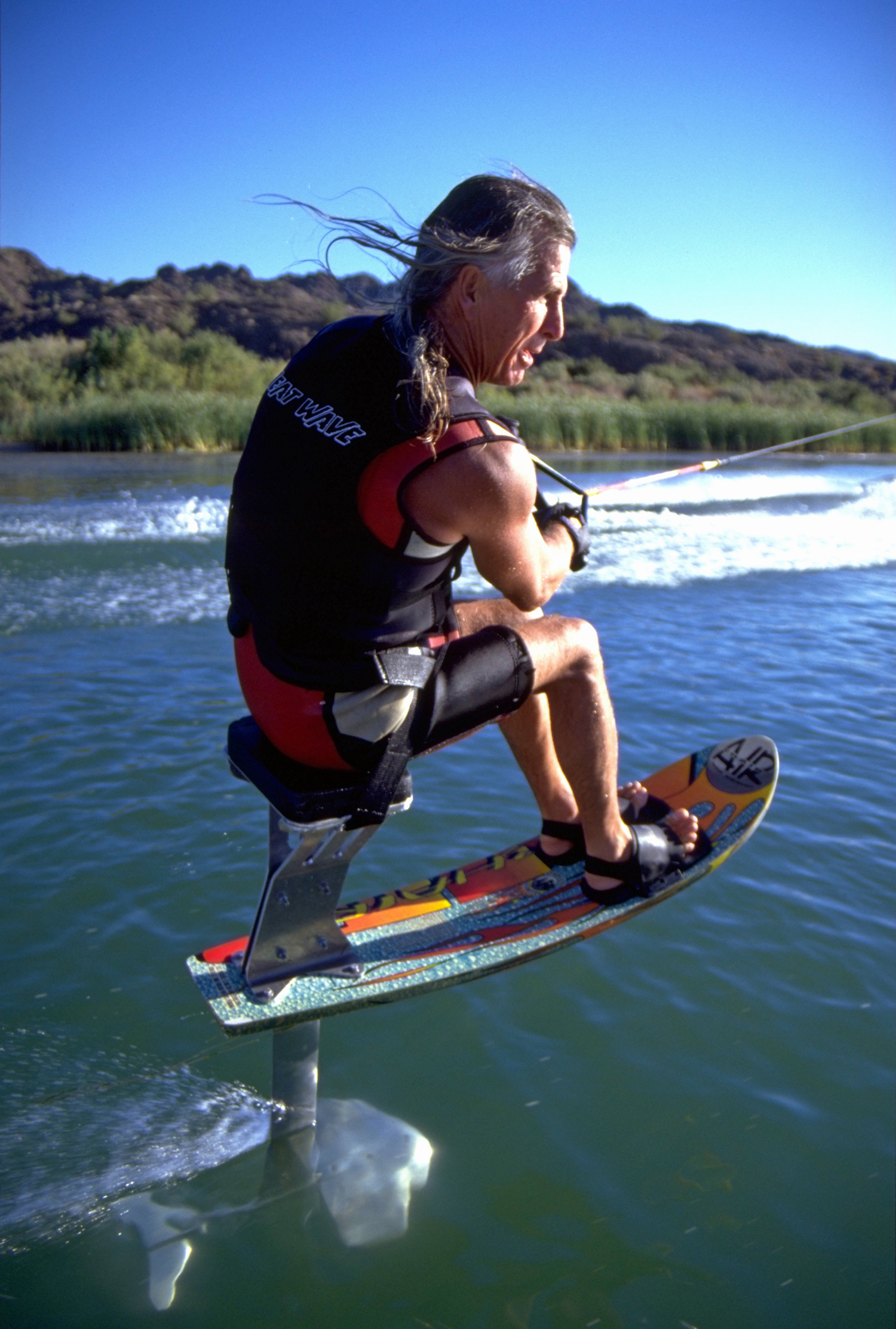 Water Ski Chair Free Water Ski Photos Hydrofoil Cruising With Mike Murphy