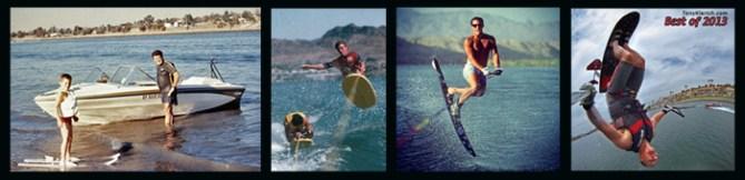Klarich Equipment Water Skiing Kneeboard Ski Foil