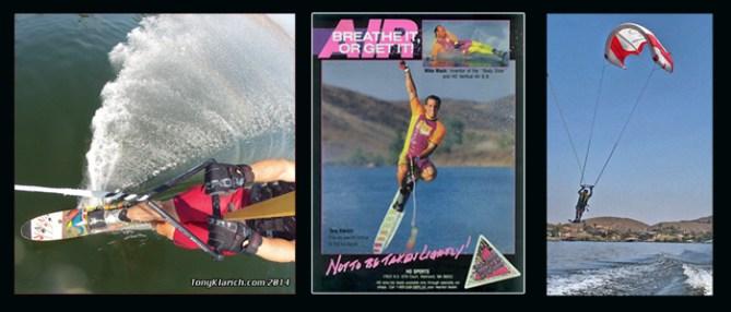 Slalom HO Vertical Air