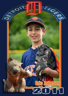 Baseball Player Cards by Tony Lafferty Photography