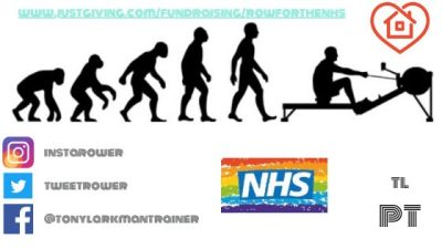 ROW FOR THE NHS