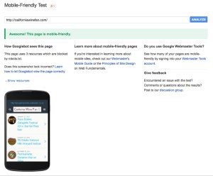Google Changes Their Ranking Algorithm, Now Includes Mobility